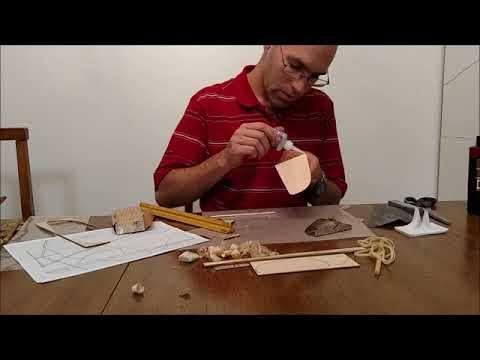 J&H Aerospace Aleda Catapult Glider Build Video