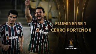 Fluminense vs. Cerro Porteño [1-0]   RESUMEN   Octavos de Final   Vuelta   CONMEBOL Libertadores