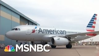 What's Wrong With The Airline Industry?   For The Record   MSNBC
