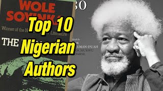 Famous Authors From Nigeria
