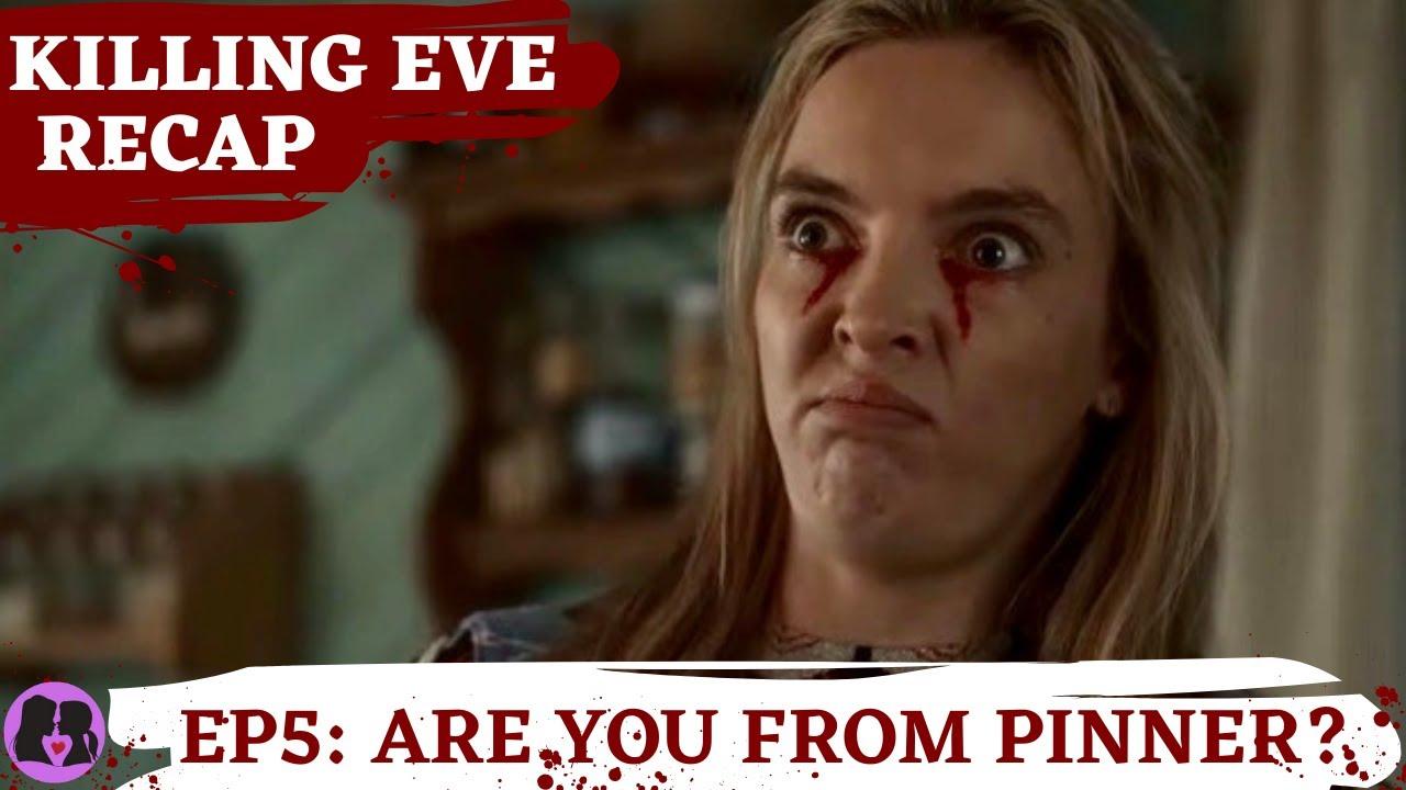 Download Killing Eve - Season 3 Episode 5 recap