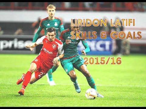 Download Liridon Latifi || Skills & Goals || K.F Skenderbeu 2015/16 ||