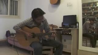 Ru ta ngậm ngùi - fingerstyle guitar solo