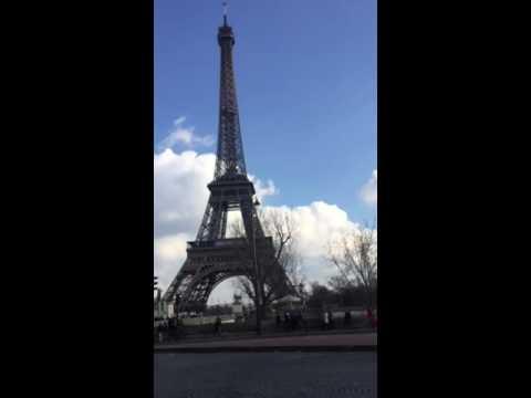 Eiffel Tower  Paris, France