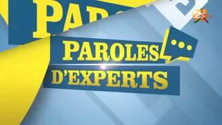 PAROLES D'EXPERTS DU 26 AVRIL 2018 AVEC CHEIKH DIABY