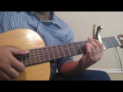Enna sona| Ok Jaanu| Easy guitar lesson