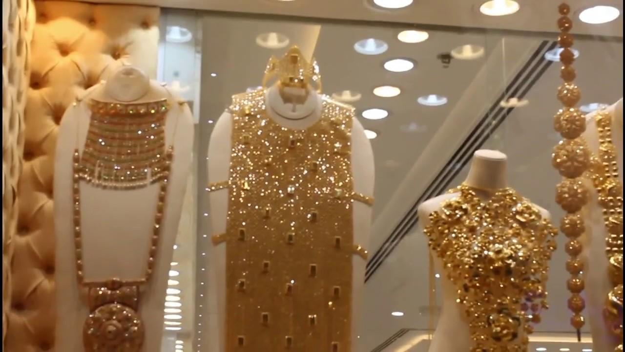 Dubai Gold Souk Youtube