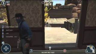 Quick Look: Lead and Gold: Gangs of the Wild West
