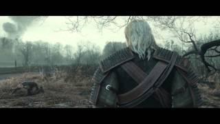 Witcher 3 Killing Monsters Debute Trailer dubbed Ведьмак 3 Убивая чудищ
