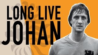 How Johan Cruyff Changed Football Forever