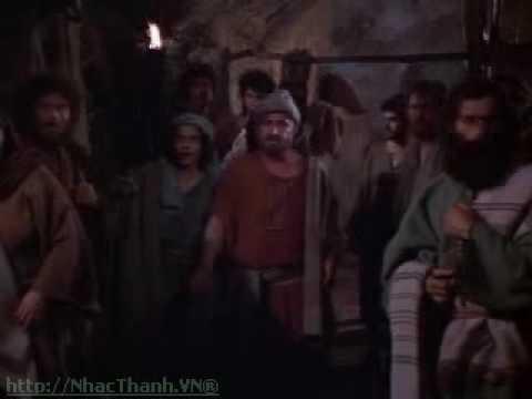 """Phim """"Cuộc đời chúa Jesus"""" chap 14"""