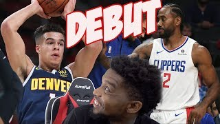 mpj-is-finally-back-denver-nuggets-vs-los-angeles-clippers-full-highlights