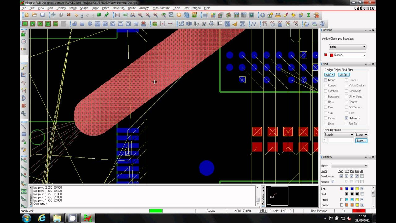 Cadence Allegro Pcb Flow Planner Youtube Live Youtube