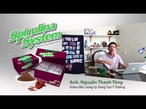 Spirulina System CSC Vietnam