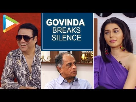 Govinda BREAKS SILENCE on his Films not Getting Enough Screens | Pahlaj Nihalani | Mishika Chourasia