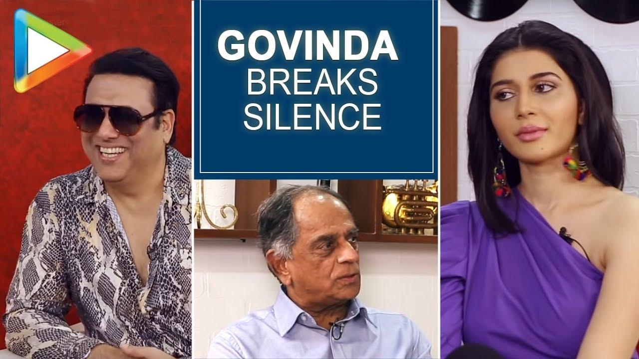 Download Govinda BREAKS SILENCE on his Films not Getting Enough Screens | Pahlaj Nihalani | Mishika Chourasia