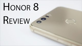 Honor 8 Review Videos