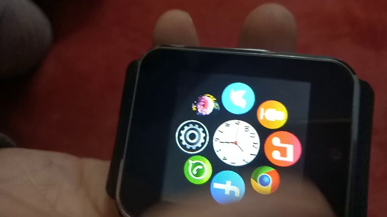2594540294c Unboxing GT08 Smartwatch in Hindi - YouTube