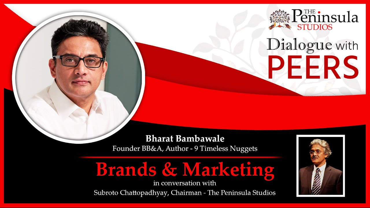 Dialogue With Peers Brands & Marketing EP1