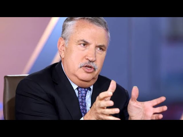 Nyt S Tom Friedman On His Interview With Joe Biden And The Need For Stimulus Youtube