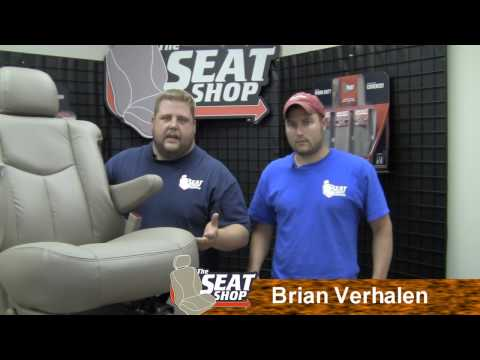00-06 Chevy/GMC/Cadillac Replacement Arm Rest Install Video