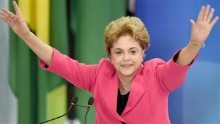 Brazil's Senate Approves Rousseff Impeachment Trial