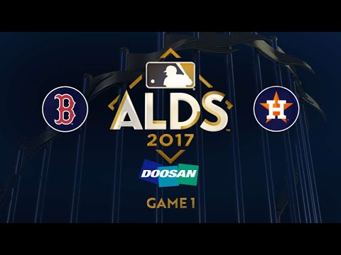 Altuve belts three homers in Game 1 ALDS win: 10/5/17