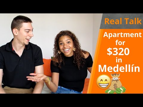 Cost of Living  | Apartment in Medellin Colombia | Real Talk Ep. 4