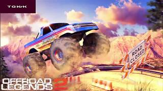 Offroad Legends 2 : Career Mode : Stages 1 To 5 [Android Game]  Youtube