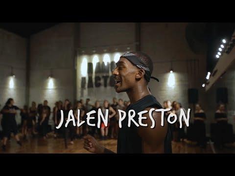 KATY PERRY - Swish Swish   Jalen Preston Jazz Masterclass