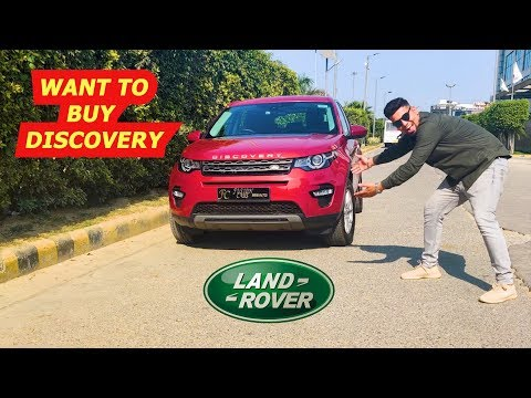 Want To Buy Land Rover Discovery | Second Hand | Fusion Car