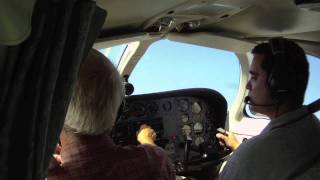 Flying Cessna 340