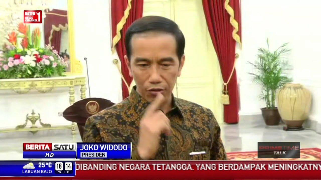 Dialog Ketika Jokowi Marah 1 Youtube