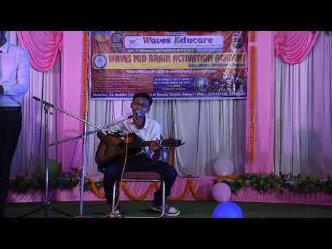 phir-le-aaya-dil-|-pehli-nazar|-gulabi-aankhen--live-performance-on-stage--