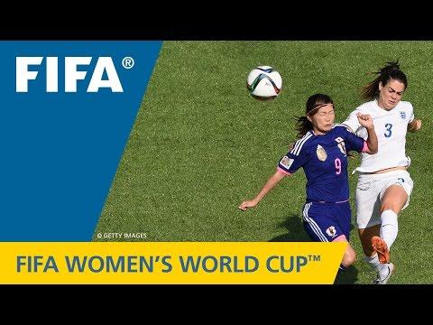 HIGHLIGHTS: Japan v. England  FIFA Women's World Cup 2015