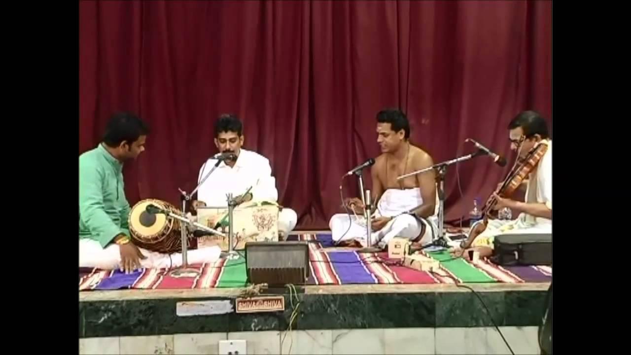 Sargurunadha Odhuvar - Live concert in Bangalore on 31st May - Part 03
