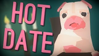 Hot Date | Batman Pug