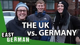 Cultural Differences between the UK & Germany | Easy German 282