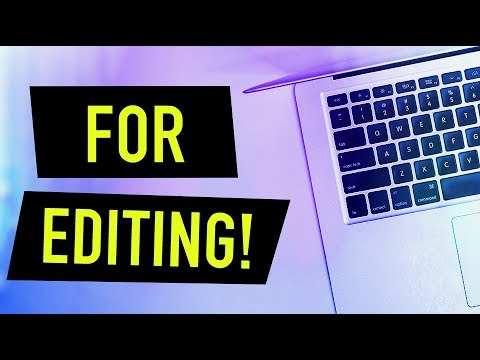 Best Laptops for Video Editing 2018