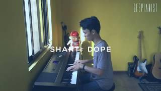 Video Mau - Shanti Dope   Piano Cover by Gerard Chua download MP3, 3GP, MP4, WEBM, AVI, FLV Juni 2018
