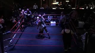 CWE Live in Winnipeg MB - 6 Man Tag Match - Team Adam Knight vs Team Bobby Schink