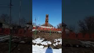 Въезжая в мещерский край Подмосковья Мишеронь Шатурский район