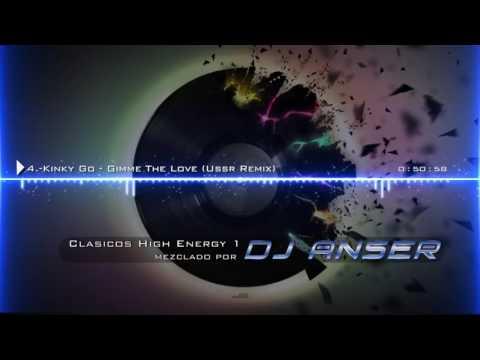 Clasicos High Energy 1 por DJ ANSER