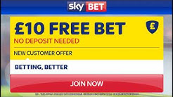 SkyBet £10 Free Bet - How to Guide & Profit Analysis