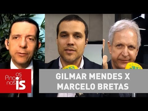 Debate: Gilmar Mendes X Marcelo Bretas