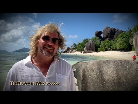 The Traveling Wizard - Seychelles January 2019