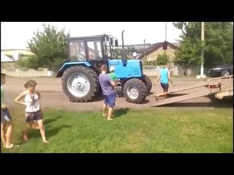 Купить трактор Харьков - YouTube