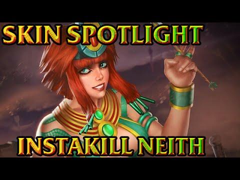Instakill Neith