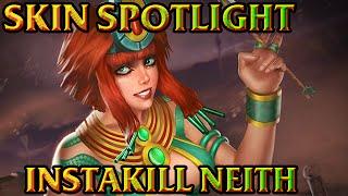 Instakill Neith Skin Spotlight