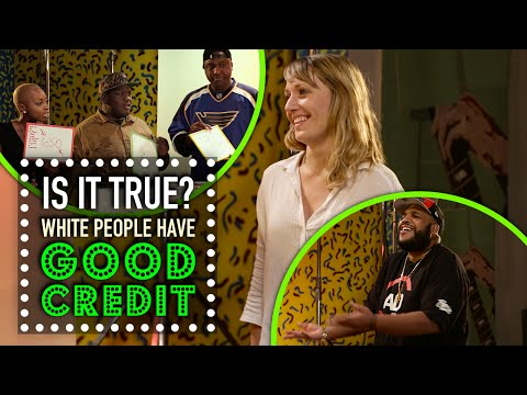 White People Have Better Credit Scores | Is It True?